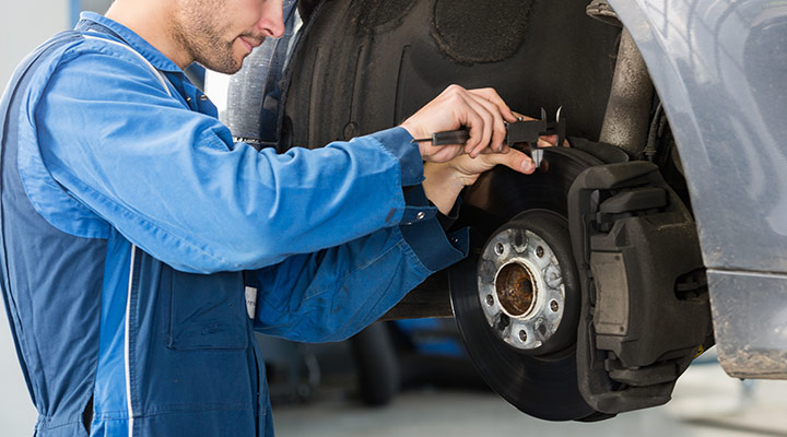 Nissan Brake Service at your local Nissan Dealer in Norman, OK