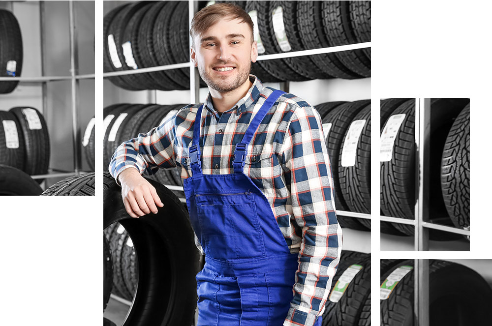Nissan Tire Service and Replacement at your local Nissan Dealership in Norman, OK