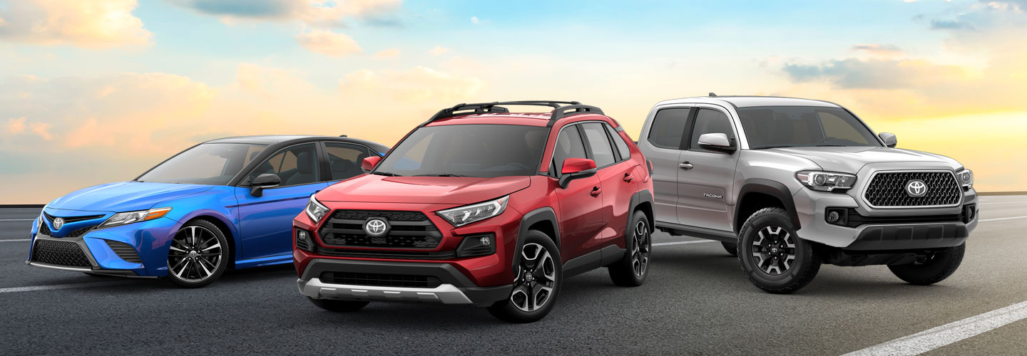Discover an extensive inventory of Toyota vehicles at our Toyota Dealership near LaGrange, GA.