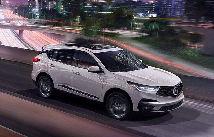 Picture of the 2020 Acura RDX at Ram dealer in Cleveland