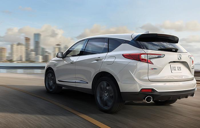 Picture of the 2020 Acura RDX