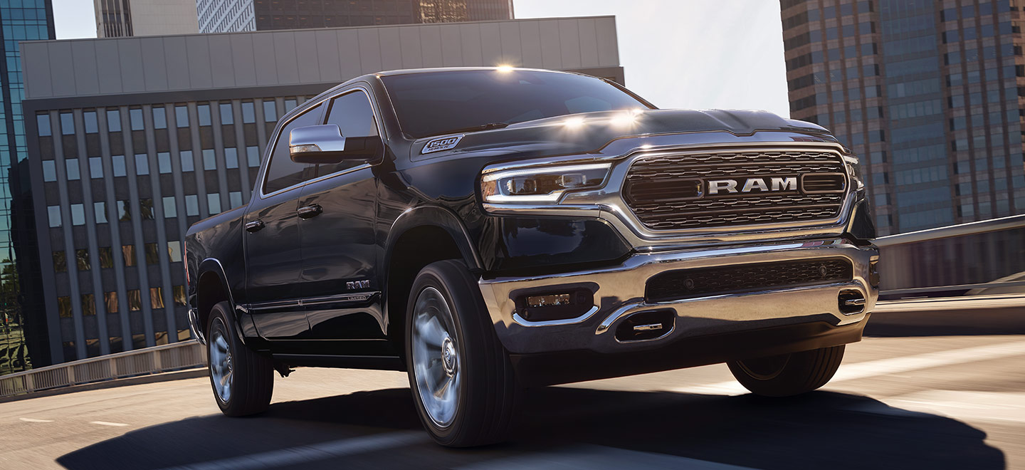 The 2019 RAM 1500 is available at our Bob Moore Chrysler Dodge Jeep RAM in Oklahoma City.