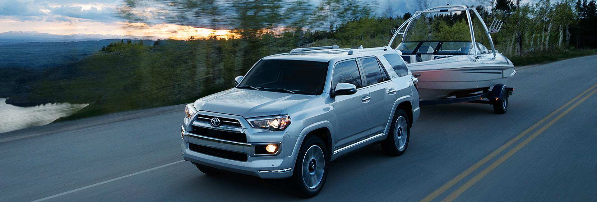 Picture of the 2020 Toyota 4Runner for sale at Spitzer Toyota