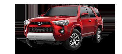 2020 Toyota 4Runner TRD-Off-Road