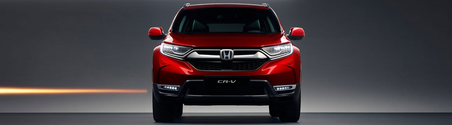 Technology features in the 2019 Honda CR-V at Wright Honda in Uniontown, PA.
