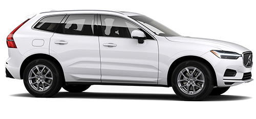 New Volvo XC60 at Volvo Cars of Bethesda in Bethesda, MD