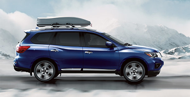 Nissan Pathfinder Design