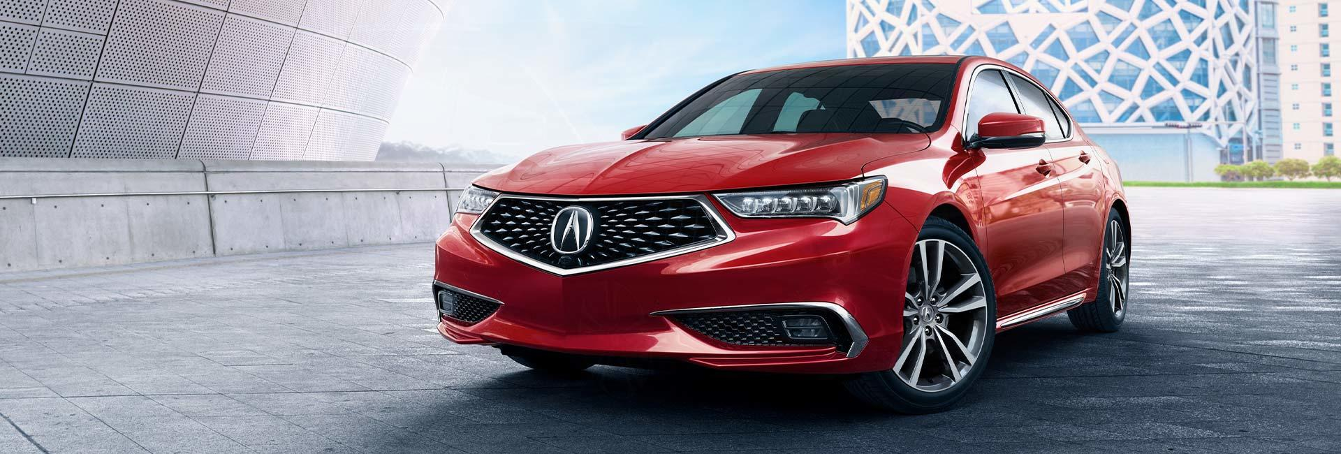Picture of the new 2020 Acura TLX for sale at Spitzer Acura