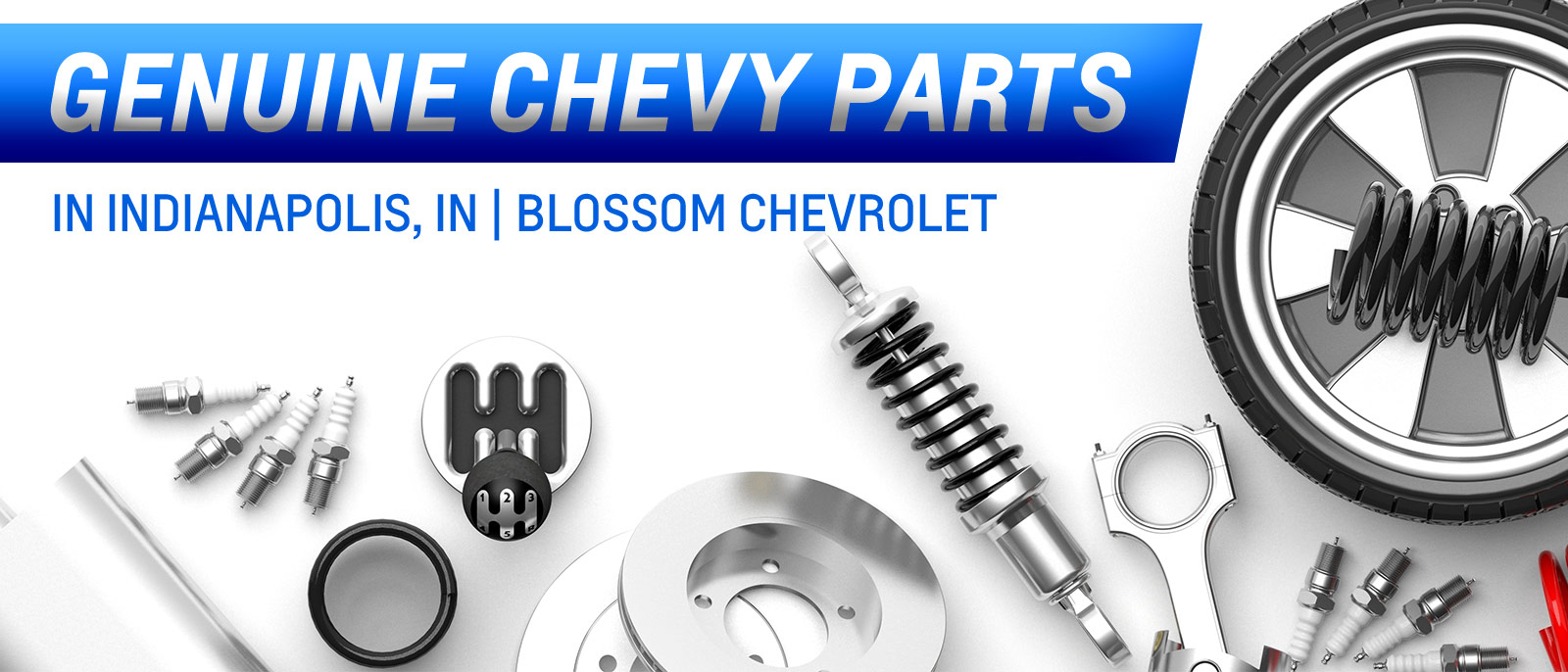 Chevrolet Parts And Accessories In Indianapolis, IN