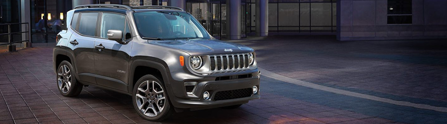 2020 Jeep Renegade for sale at Marlow Motor Co Front Royal VA