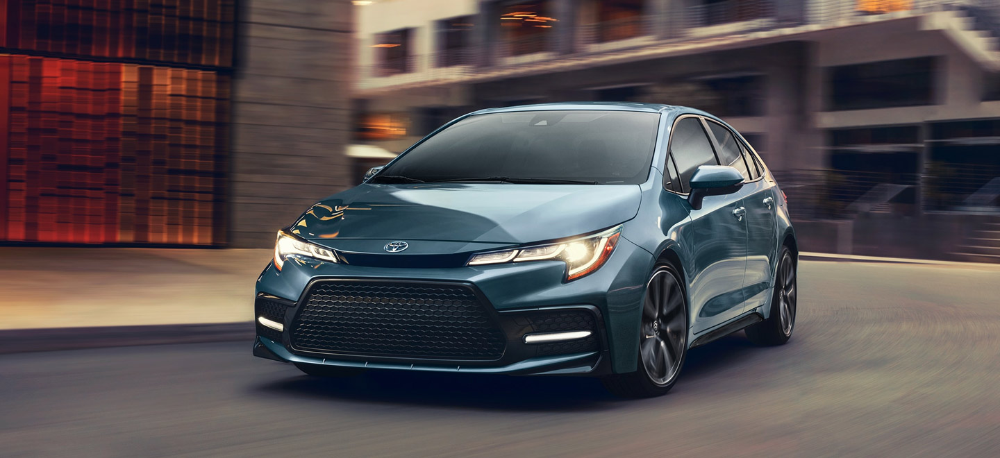 The 2020 Toyota Corolla is available at our Toyota dealership in Atlanta, GA.