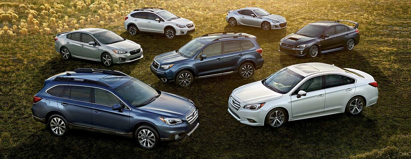 Visit our Columbus car dealership for an extensive inventory of used Subaru vehicles.