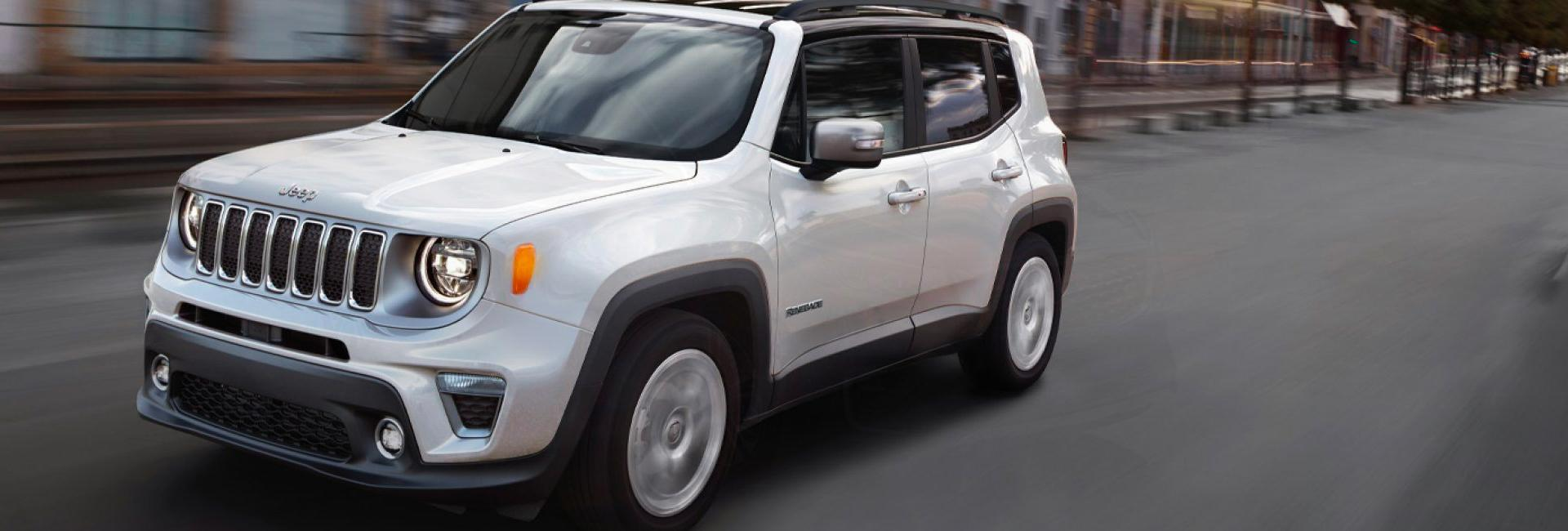Picture of the 2020 Jeep Renegade for sale at Spitzer Jeep Homestead Florida