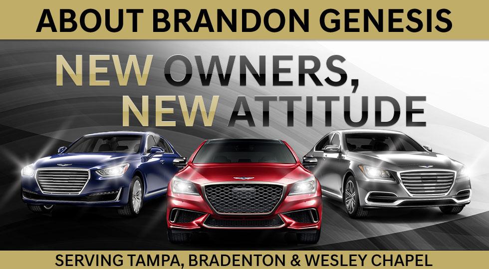 About Brandon Genesis Tampa Fl