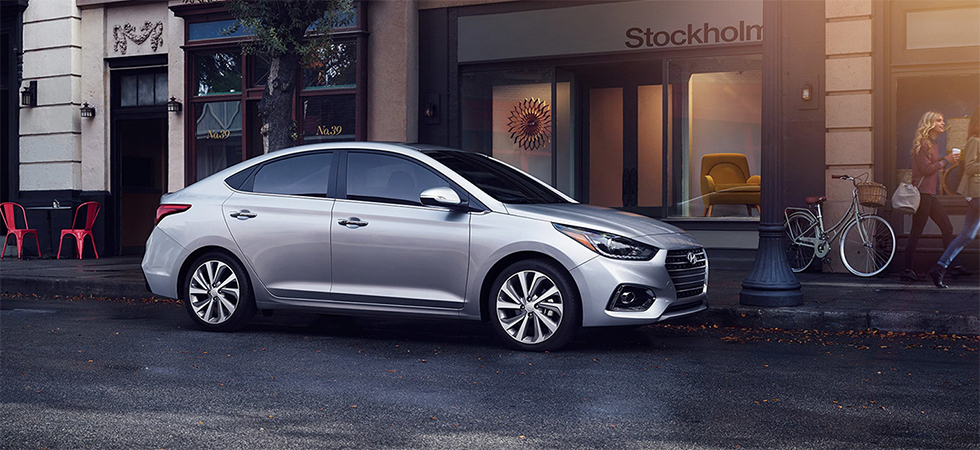 The 2019 Hyundai Accent is available at our Hyundai dealership in Reno