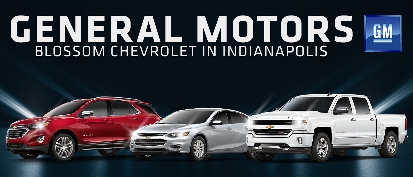 2019 Malibu >> What is General Motors? | Blossom Chevrolet in Indianapolis, IN