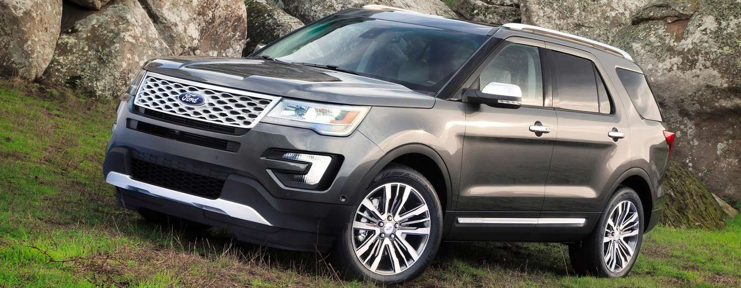 2019 Ford Explorer Specs & Technology | Bob Moore Ford