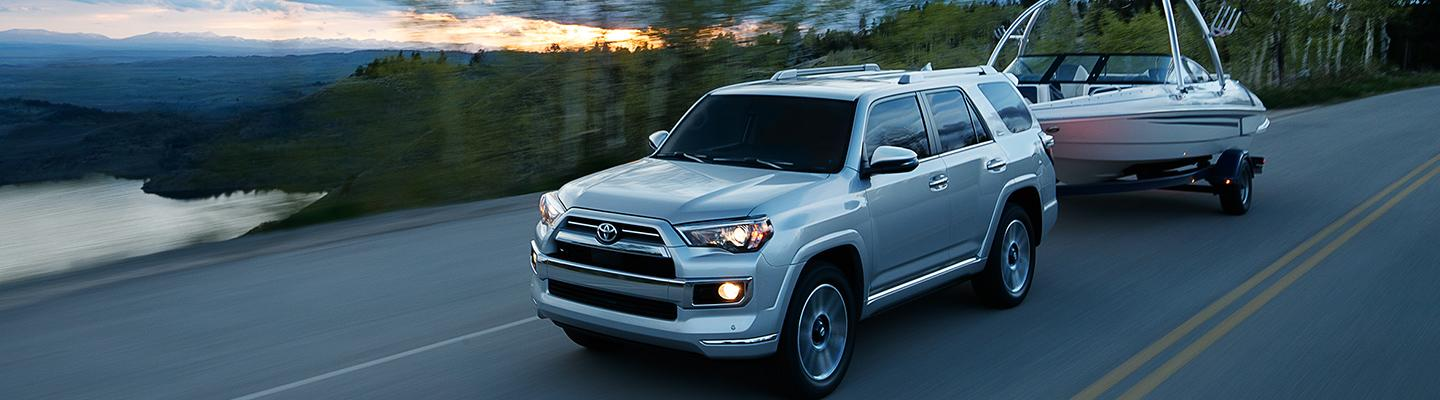 2020 Toyota 4Runner for sale Spitzer Toyota Monroeville PA.