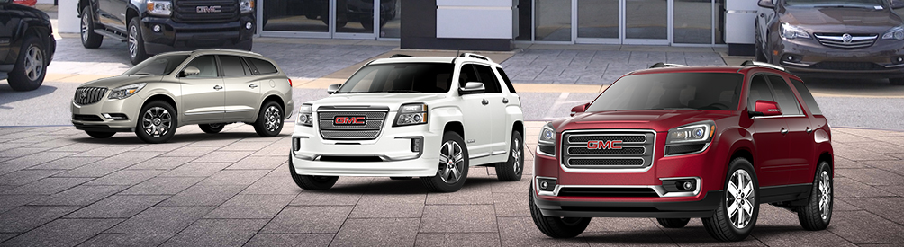Extensive inventory of pre-owned vehicles at Rivertown Buick GMC near Auburn-Opelika, AL and LaGrange, GA