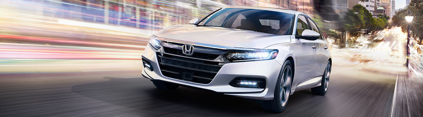 Safety features in the 2019 Honda Accord available at our Honda dealer in Uniontown, PA