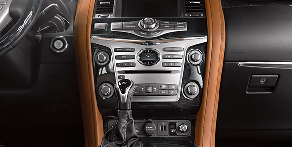 INFINITI QX80 Technology