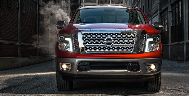Nissan Titan Performance