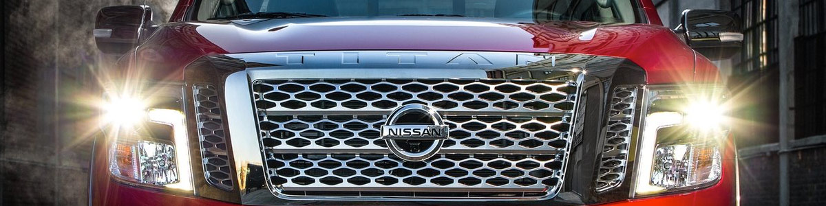 Nissan Titan Keeing you safe