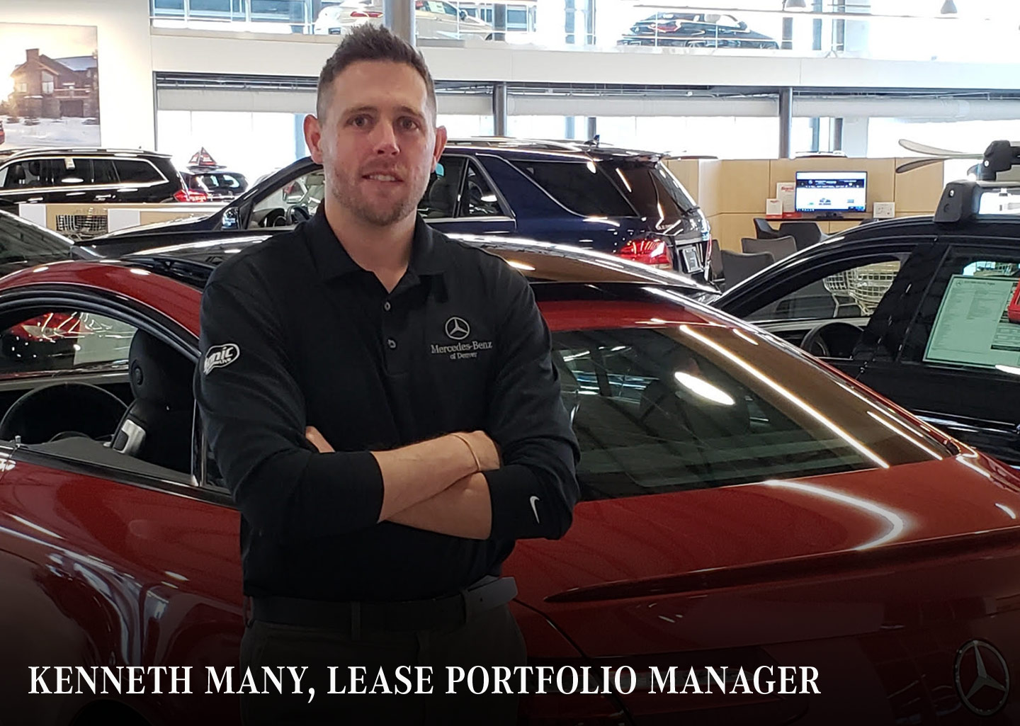 Kenneth Many, Lease Portfolio Manager