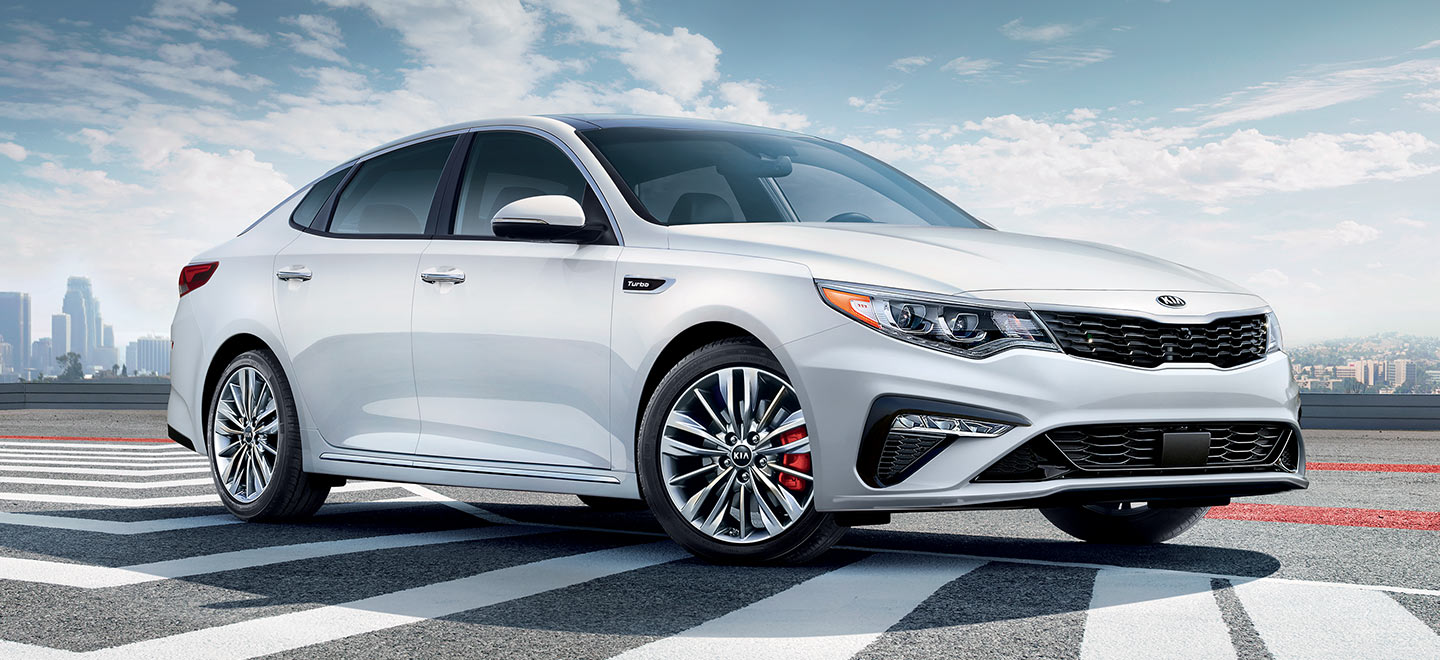 The 2019 Kia Optima is available at our Kia dealership in Oklahoma City, OK.