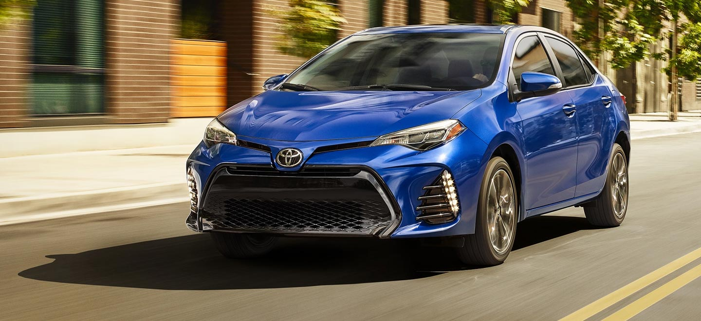 The 2020 Toyota Corolla is available at our Toyota dealership near Charlotte, NC.