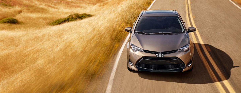 2020 Toyota Corolla near York, SC