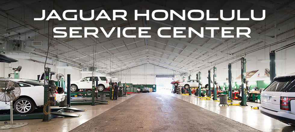 Jaguar Honolulu Service Center in Honolulu, HI