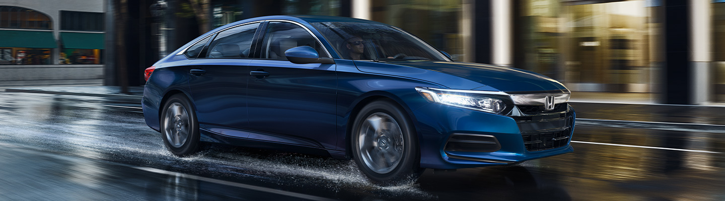 2019 Honda Accord performance at our Honda dealer in Uniontown, PA