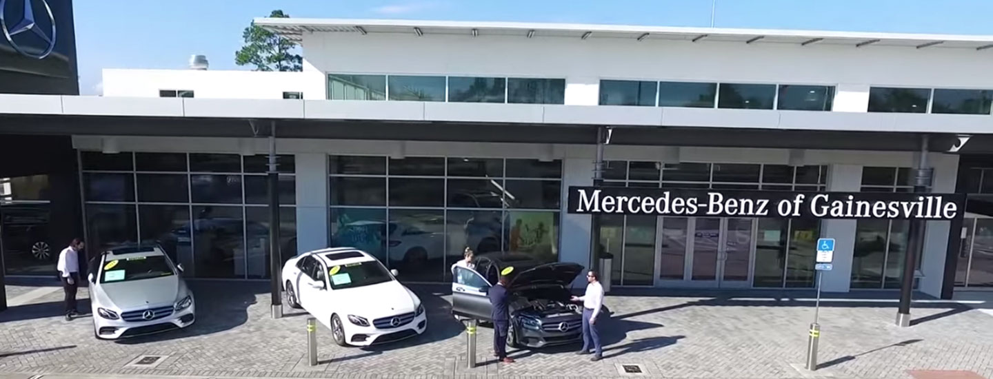 Mercedes-Benz of Gainesville, New and Used car dealership near The Villages, FL.