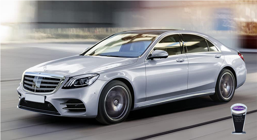 The 2019 Mercedes-Benz S-Class is available at our Mercedes-Benz dealership in Gainesville, FL.