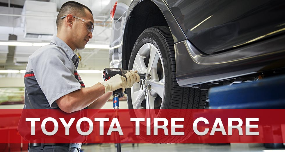 Learn how to care for your tires at World Toyota in Atlanta, GA