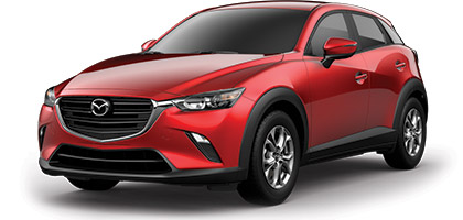 Mazda CX-3 at Bob Moore Mazda