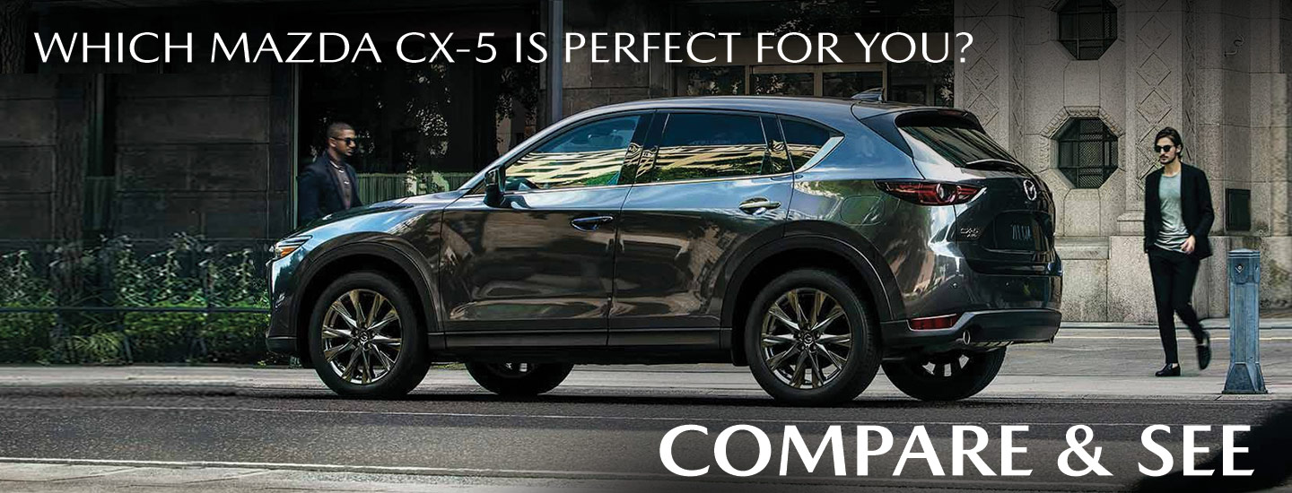 Which Mazda CX-5 Is Perfect For You? | Compare & See