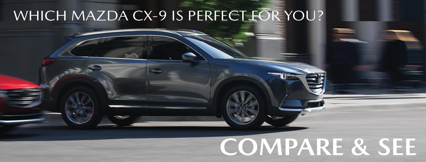 Which Mazda CX-9 Is Perfect For You? | Compare & See