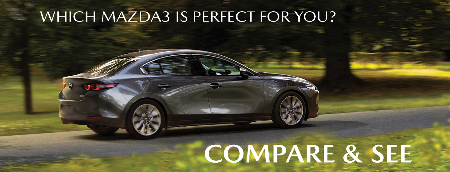 Which Mazda Mazda3 Is Perfect For You? | Compare & See