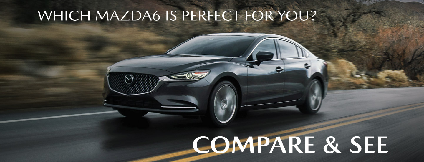 Which Mazda Mazda6 Is Perfect For You? | Compare & See