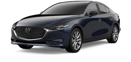 Mazda Mazda3 Select Package