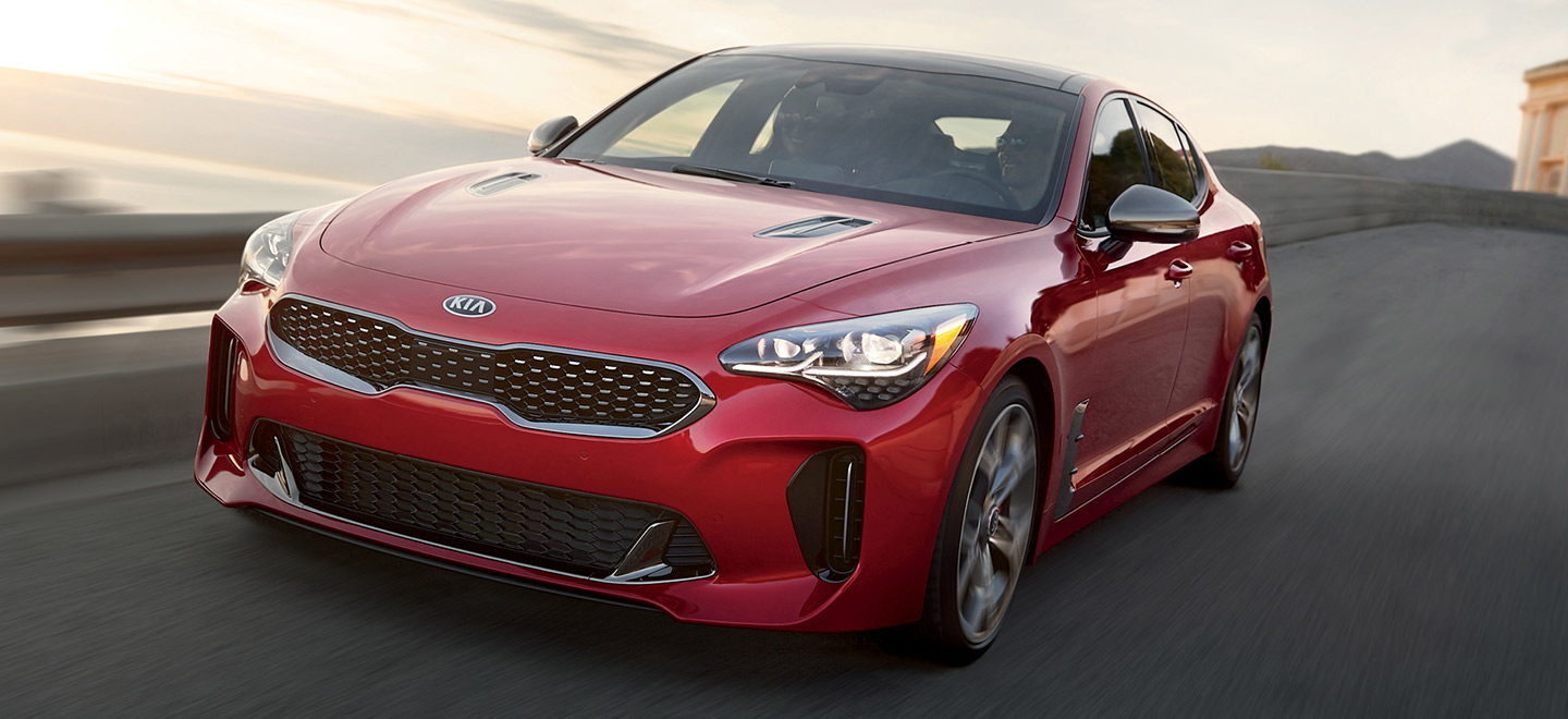 The 2019 Kia Stinger is available at our Kia dealership in Oklahoma City, OK.