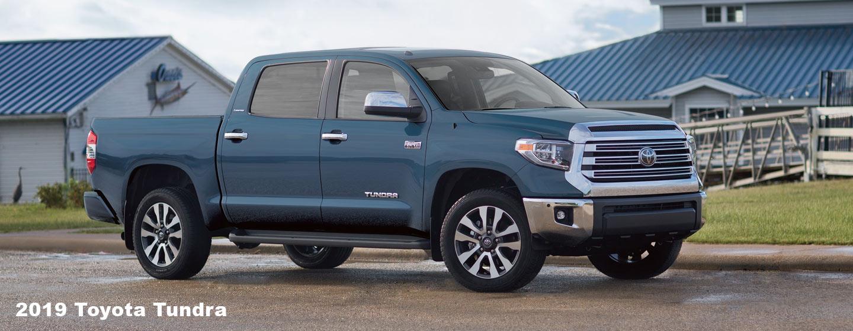 2019 Toyota Tundra exterior near York, SC