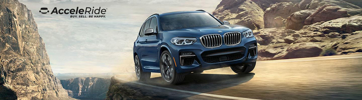 Acceleride online car buying at BMW of Columbia