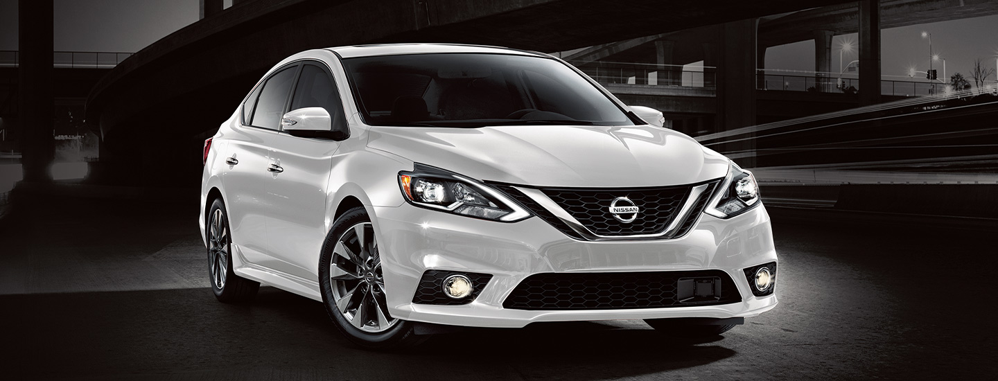 New Nisan Sentra available at Tri-State Nissan in Winchester Virginia