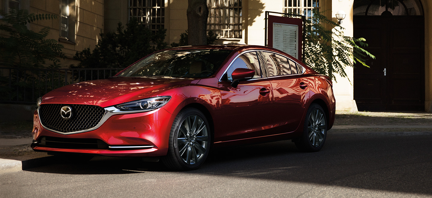 Mazda Dealership Md >> Discover The 2018 Mazda6 At Our Car Dealership In Laurel