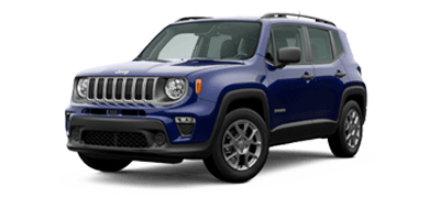 Jeep Renegade at Spitzer CDJR Cleveland