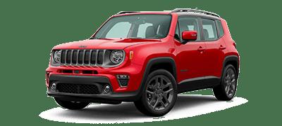 2020 Jeep Renegade High Altitude®