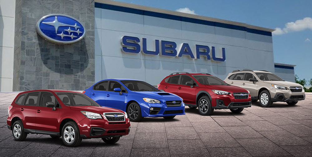 Rivertown Subaru is located in Columbus, GA